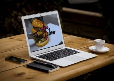 Gourmet Burger Restaurant Responsive Website
